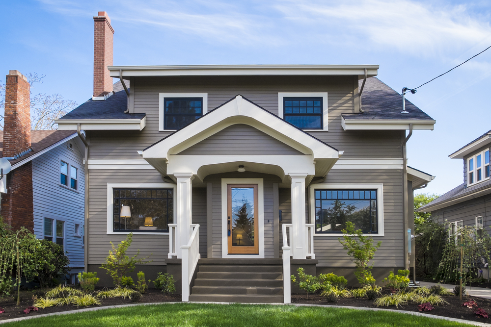 Craftsman style home, Pacific Northwest house styles
